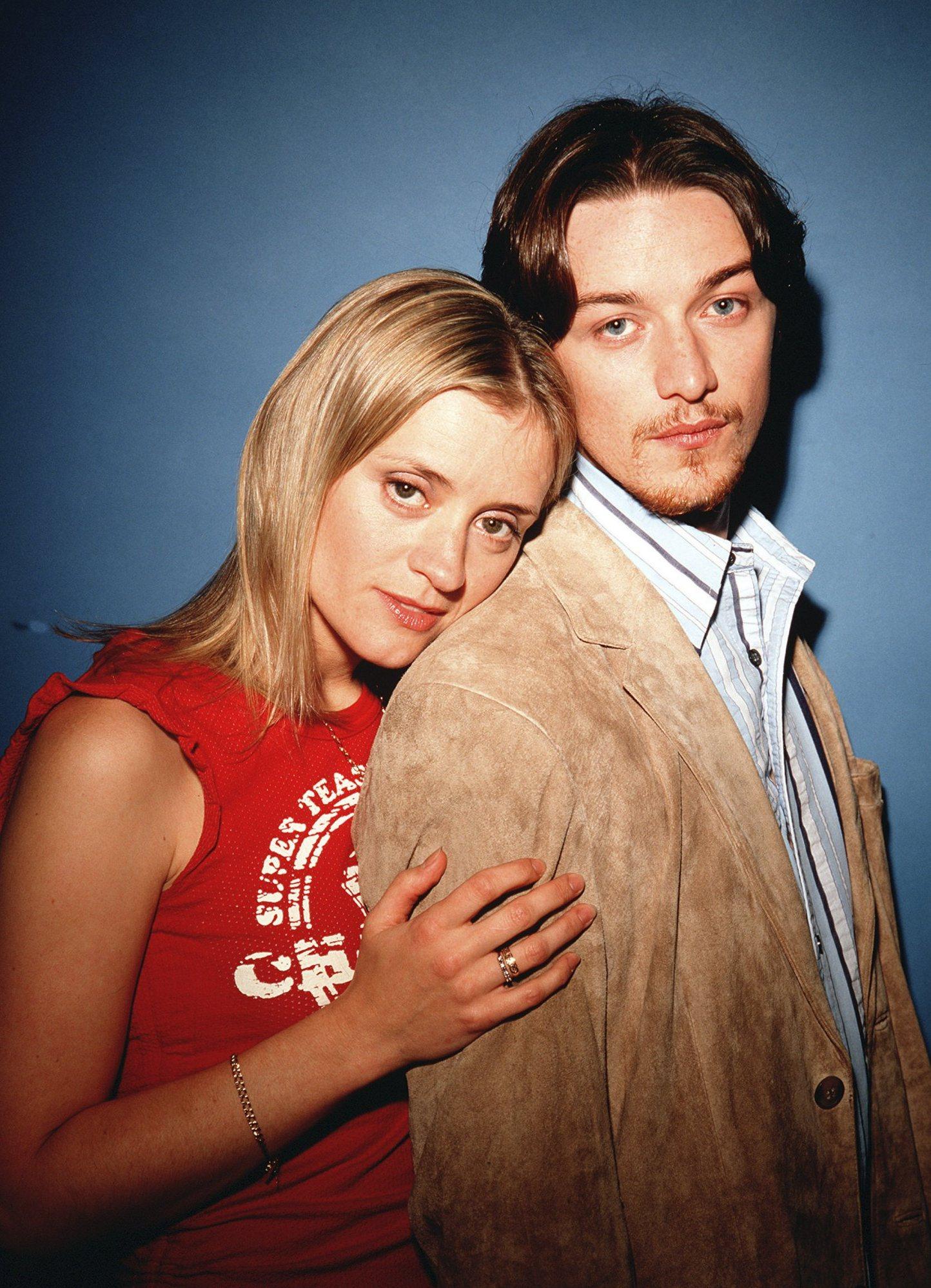 джеймс макэвой фото с женой она всегда была