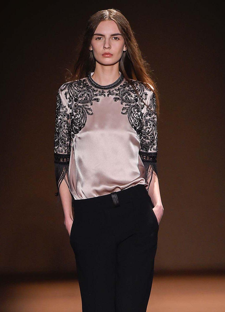 7dfacae11ad Модные Блузки Фото