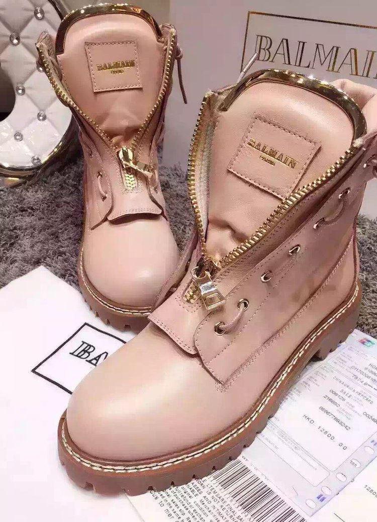 589e87c2922a ... женские ботинки balmain 3