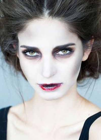 Как сделать макияж зомби фото 897
