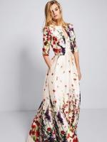 Длинные платья 2018 – повседневные и вечерние модели на любой вкус 48385ca06a83b