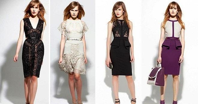 Платья на весну – самые красивые и модные модели на все случаи жизни