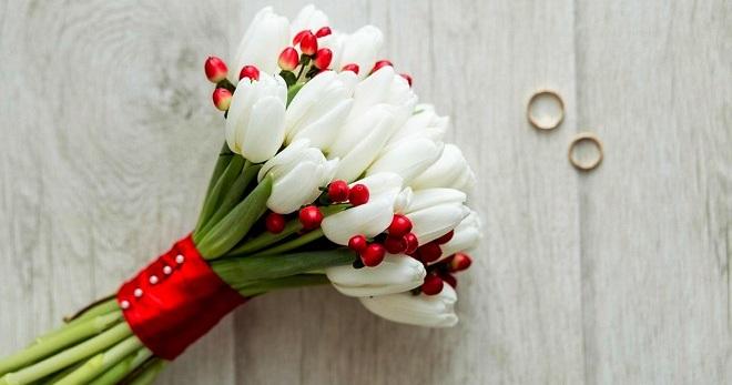 Цветы красивые свадебные букеты фото