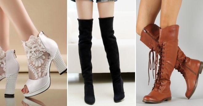 b14ee1f98761 Модные женские весенние сапоги – кожаные и замшевые, на платформе и ...