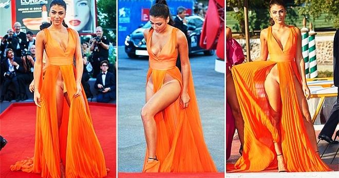 Платье вагино – модная новинка для самых раскрепощенных