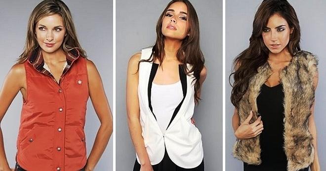 Женские жилетки – стильные вещицы для создания модного лука