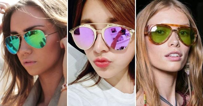 e7d3ac676144 Солнцезащитные очки-авиаторы – мужские и женские, зеркальные и ...