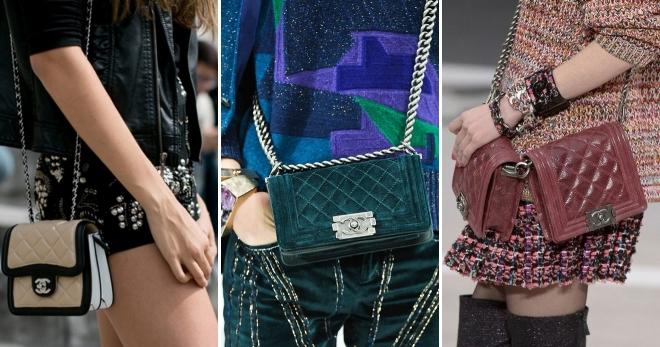 Сумки Шанель – классические модели и новинки от мирового бренда