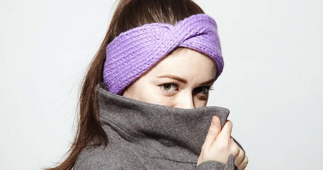 Повязка на голову для женщин – какие бывают виды и как носить?