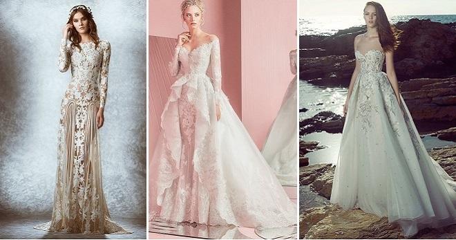 Свадебные платья Зухаир Мурад – шикарные наряды от ливанского дизайнера