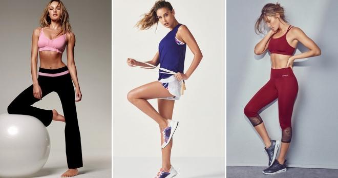 Одежда для фитнеса для женщин – стильная спортивная экипировка для модниц