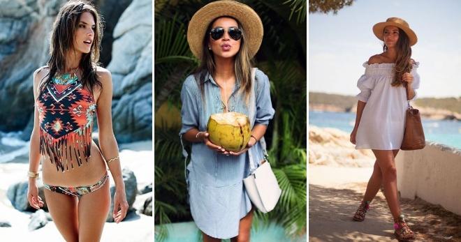 8939585491336 Пляжная мода 2017 – новые тенденции, актуальные тренды, лучшие образы