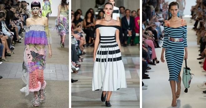 Платье с открытыми плечами – модные и стильные наряды на все случаи жизни