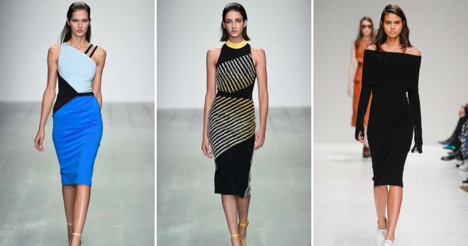 635e1c39cb4 Модное платье-футляр – классическое и вечернее