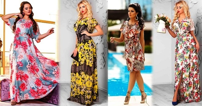 a59c2d7a823 Шифоновые платья – подборка самых модных и стильных моделей