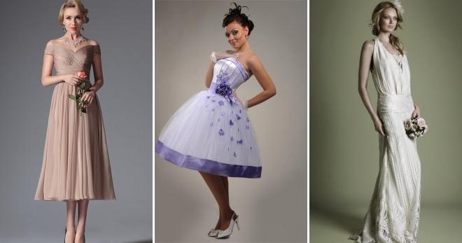 Винтажные платья – кому подходят и с чем носить?
