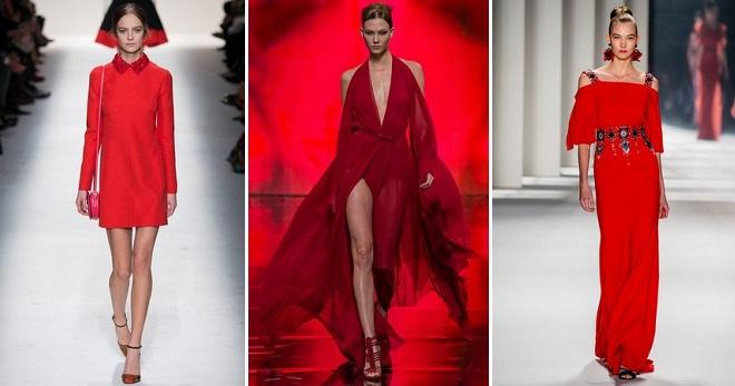 0773d363048 Красное платье – подборка лучших моделей для ярких и дерзких!
