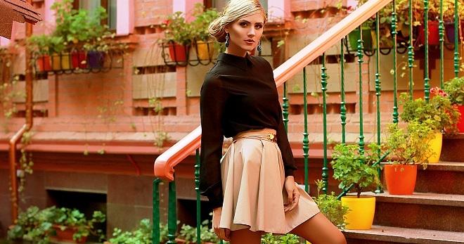 Юбка-колокол – подборка лучших моделей и образов
