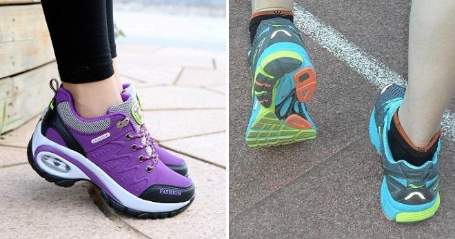 6446c80a Правильная женская обувь для бега зимой и летом – по асфальту и ...
