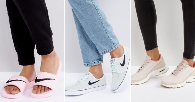 Обувь Найк – лучшие спортивные кроссовки и не только!