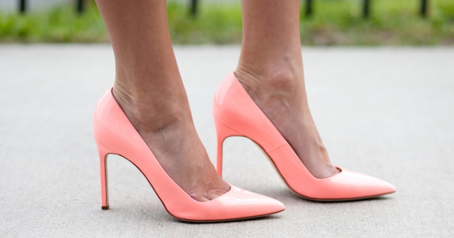 b29bd9213 Красивые женские туфли-лодочки – на высоком, среднем, низком каблуке ...