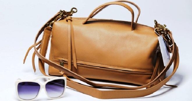 9abbb7a1f6fc Стильная женская бежевая сумка – кожаная, лаковая, замшевая, клатч ...