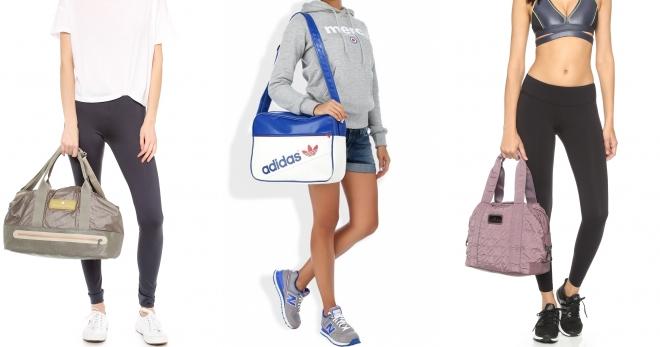 Женские сумки Адидас – самые модные и практичные модели