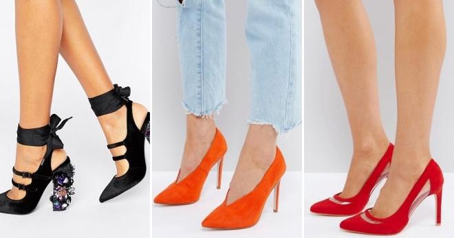 Стильные женские замшевые туфли – на каблуке, платформе, танкетке ... b099d873912