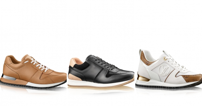 Женские кроссовки Луи Виттон − как отличить оригинал от подделки?
