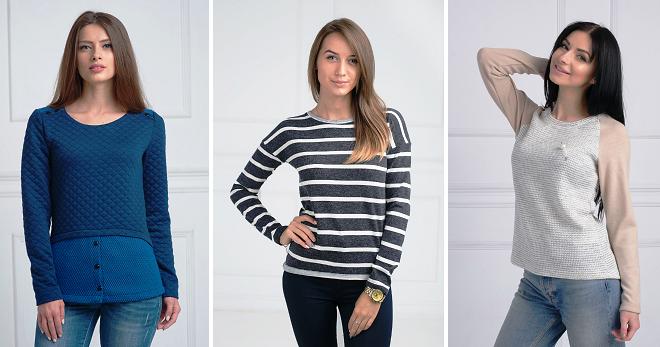 ee1f2f42b5f Женские кофты – самые модные модели и с чем их носить