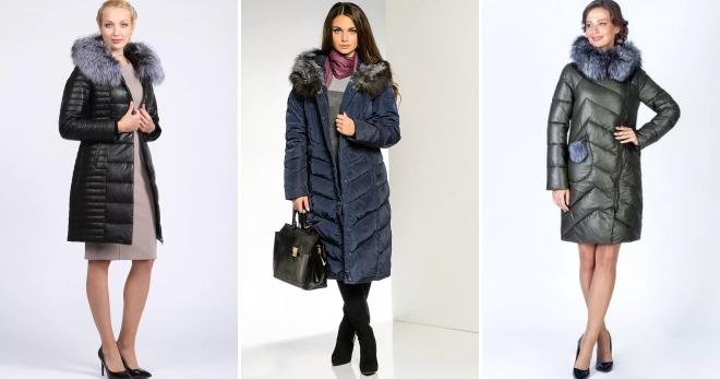 8727b46f4c1 Пуховики с мехом чернобурки – с чем носить и как создавать модные образы