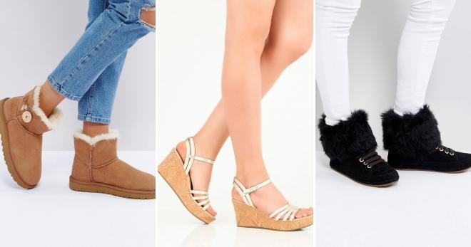 d5c2f7c48 Ugg Australia – брендовая женская обувь, как отличить оригинальные угги от  подделки?