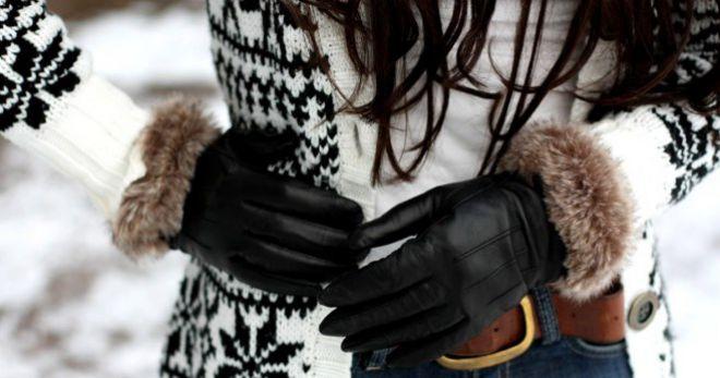 b9506386b96 Zimní rukavice - nejlepší modely pro všechny příležitosti