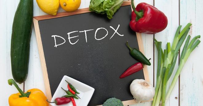 Детокс диета – очищение организма, меню на 7-10 дней, рецепты ... cac841043fd