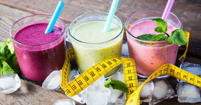 Полезные коктейли для похудения