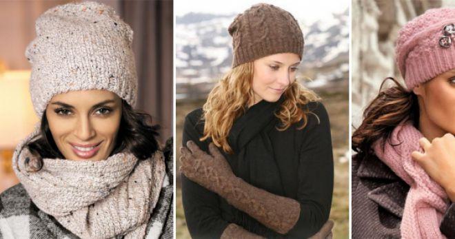 Модные вязаные шапки – 45 самых стильных моделей на любой вкус