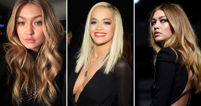 Модный цвет волос 2018 – какие оттенки в моде в этом году?