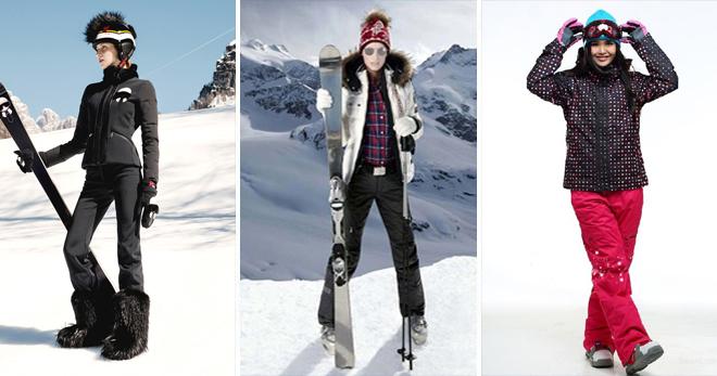 Женский зимний лыжный костюм – разминочный, тренировочный, гоночный ... 006072cd4cc