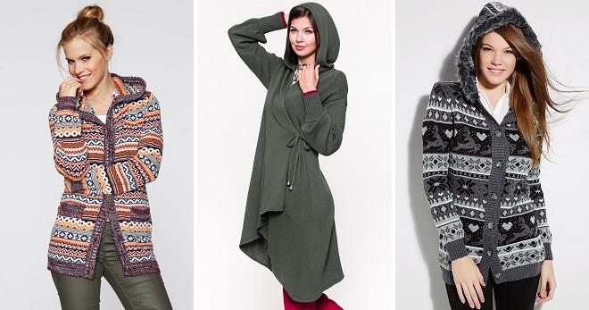 Кардиган с капюшоном – с чем носить и как создавать стильные образы?