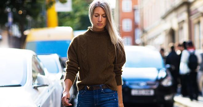 Женский джемпер – с чем носить и как создавать стильные образы?