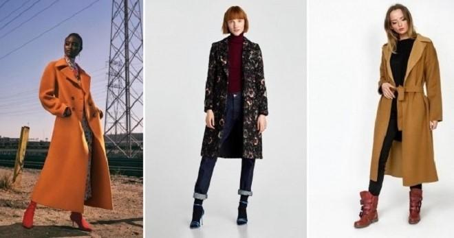 Пальто Зара – подборка фото самых модных моделей пальто Zara