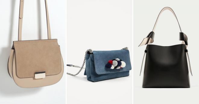 0360874a3b43 Женские сумки Зара – кожаная, замшевая, стеганая, круглая, поясная ...