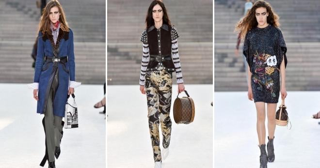 کیسه Louis Vuitton - مدل های شیک و شیک ترین مارک مشهور است