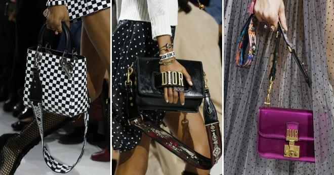 Сумки Диор – как отличить подделку от оригинальной сумки от Christian Dior?