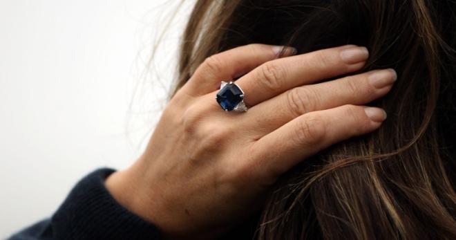 Кольцо с сапфиром – подборка фото красивых и оригинальных колец с сапфирами