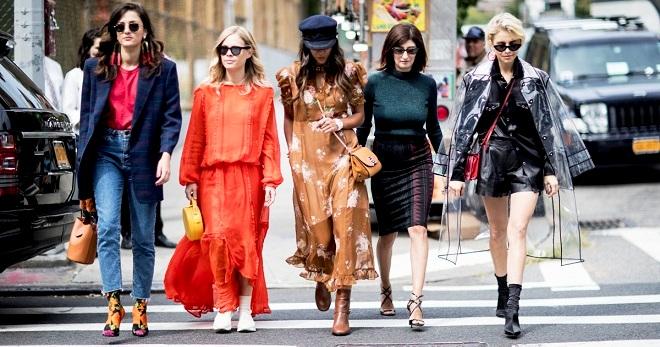 Мода весна 2018 – основные тенденции сезона весна-лето 2018 – одежда, обувь, аксессуары