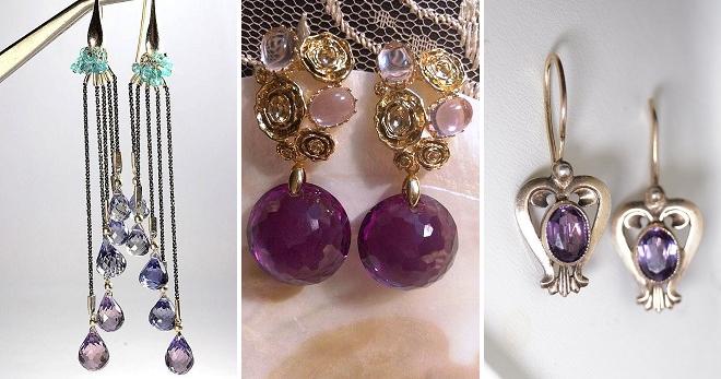 Серьги с александритом – 24 фото красивых модных сережек с натуральными и искусственными камнями