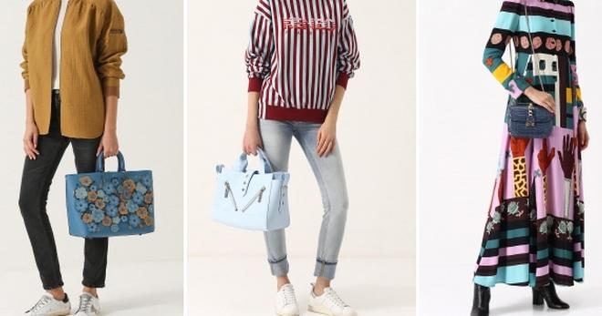 470fc8cf36e4 Голубая сумка – с чем носить и как создавать стильные сеты с сумкой  небесного оттенка?