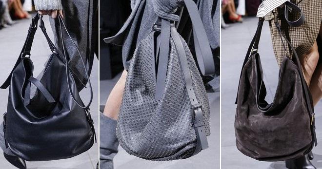 Сумка-хобо – что это такое, как выглядит и с чем ее носить?