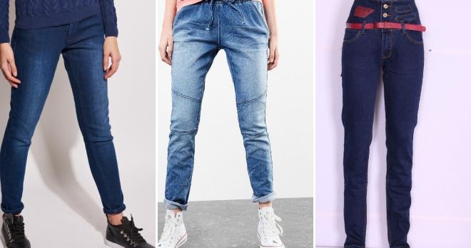 6a629cbe450e Женские утепленные джинсы – на флисе, вельветовые, узкие, с ...